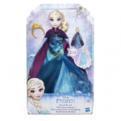 Disney Frozen Frost Royal Reveal Elsa Docka 2i1