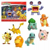 Pokémon 8-pack figurer