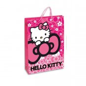 Hello Kitty presentpåse 33 cm