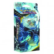 Pokémon Sun & Moon Team Up Theme Deck samlarkort 60 st Blastoise