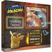 Pokemon Box Case File Detective Pikachu Charizard GX