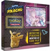Pokemon Box Case File Detective Pikachu Mewtwo GX