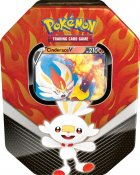 Pokemon Sword & Shield Galar Partners Tin Cinderace