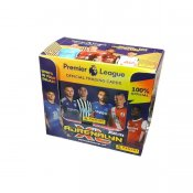 50-pack Premier League 2020/21 fotbollskort Samlarkort Booster Display