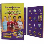 Premier League Fotboll Adventskalender Booster samlarkort 2020/21