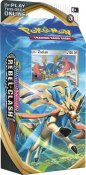 Pokémon Sword & Shield Rebel Clash Zacian Theme Deck samlarkort 60 st