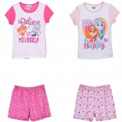 PAW Patrol Skye och Everest set T-shirt och Shorts barn