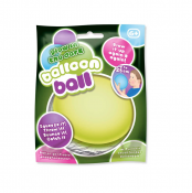 Glow in the dark ballong boll