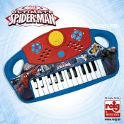 Spiderman, Piano Keyboard