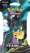 Pokemon Sun & Moon Team Up Booster Blister Samlarkort