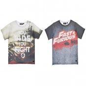 The Fast and The Furious T-shirt barn