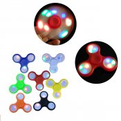 led ljus fidget spinner