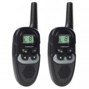 Walkie Talkie, Topcom, PMR 6 km