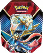 Pokemon Sword & Shield Legends of Galar Tin Zacian