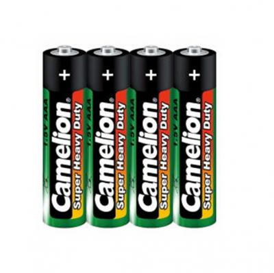4-pack AA Batteri Heavy Duty 1,5V