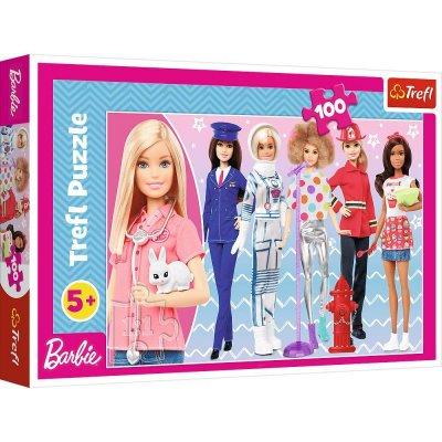 Tildas Barbie pussel 100 bitar