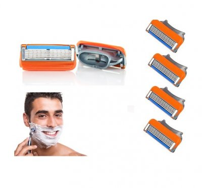 Gillette Rakblad Gillette Mach3 Turbo 5-pack