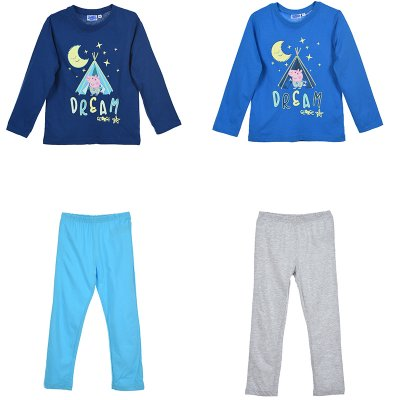 Greta Gris Glow in the dark Pyjamas set