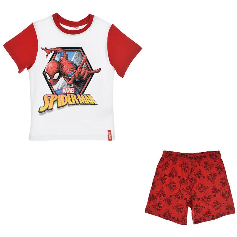 e25b24afd8d1 Marvel Spiderman T-shirt och Shorts - 2-delarsset - Klädset ...